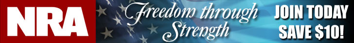 national rifle association - freedom through strength